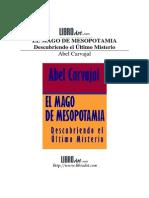 Abel Carvajal - El Mago de Mesopotamia.pdf
