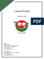 Sanjeevani IS08036 Lazeez Foods Hospitality