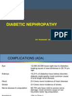 Diabetes and Nephrology