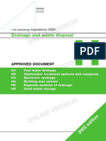 Br 2002 Drainage Waste Disposal