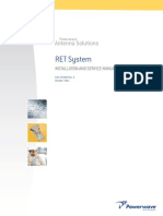 044-05288 RET System Installation and Service Manual Rev E