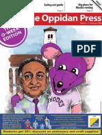 The Oppidan Press - O-Week 2014 Edition