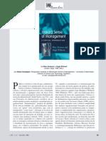 Alcadipani - Making Sense of Management (resenha).pdf