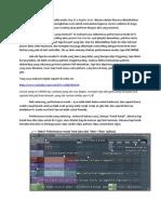 FL Studio Sekarang Sudah Mulai Step to a Higher Level