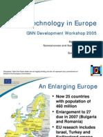 GNN3- R.Monk - EU Brussels
