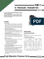 Fuji DP Cell Manual