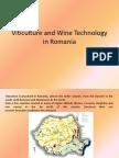 Vine and Wine in Romania