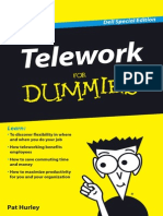 Telework for Dummies