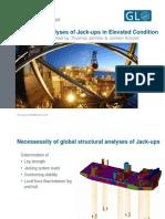 StructuralAnalysesOfJack-upsInElevatedCondition