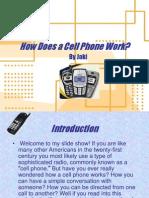 Cellphone Powerpoint