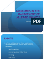 Allergic Rhinitis1