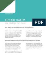 HBSC Dietaryhabits Int