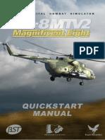 Dcs Mi-8mtv2 Quickstart En