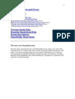 energyplus tutorial.docx