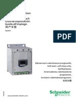 Schneider Altistart ATS48 Manual