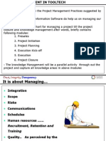 2. Project Management Brief