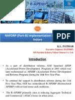 Presentation R-APDRP Part-B 05-08-2013