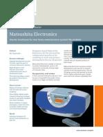 Siemens PLM Matsushita Electronics Cs Z6