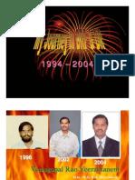My Dr Reddy's Days 1994 - 2004