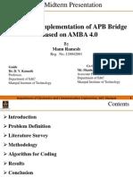 APB Bridge