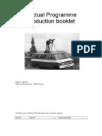 documatary booklet