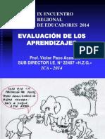 3.EVALUACION DE LOS APRENDIZAJES.ppt