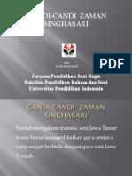 Candi-candi Zaman Singhasari