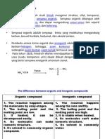 Pendalaman Materi Kimia Organik