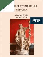 Storia Della Medicina COMPLETO Giordano Perin