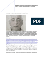 Justiça italiana nega liberdade pedida por Pizzolato.docx