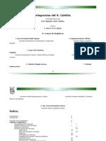 Programa Municipal de Desarrollo j. Sixto Verduzco