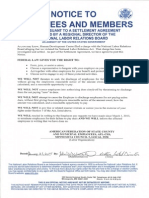 NLRB Notice - AFSCME Council 5