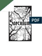 Poznanski Ursula - Saeculum.rtf