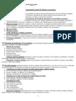 subiecte examen microeconomie