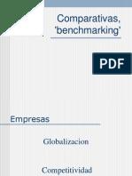 Comparativas, 'benchmarking'.ppt