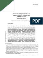 Nicolás Gómez Dávila y Las Ciencias Jurídicas - Andrés Tellez Nuñez.pdf