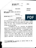 Allen v. Farrow Custody Ruling, June 7, 1993