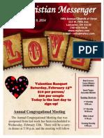 February 9 Newsletter