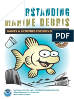 Marine Debris Activity Book NOAA