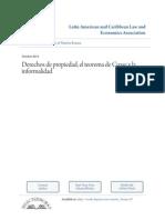 derechos de la propiedad , teorema de coase  martin krause.pdf
