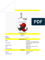 acid acetic