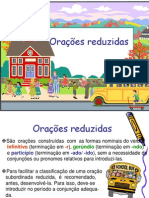 ORACAO REDUZIDA.ppt