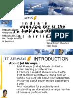 Jet Airways(IILM,Gurgaon)