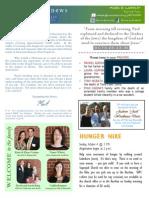 YA Newsletter Oct 2