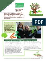 How to Start a School Gardening Club - Teacher + Student Guide