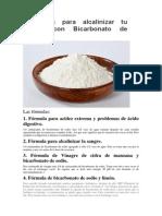 7 formas para alcalinizar tu cuerpo con Bicarbonato de Sodio.docx