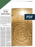 """Lima por dentro"" (comentario del libro Lima Subterránea por Sandro Covarrubias Llerena)."