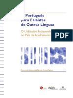 GROSSO, Maria José. O português para falantes de outras línguas.pdf