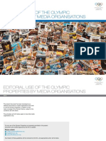 IOC Editorial and Web Guidelines