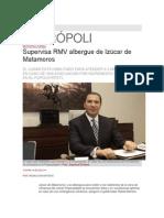 14-05-2013 Síntesis Metrópli - Supervisa RMV albergue de Izúcar de Matamoros.pdf